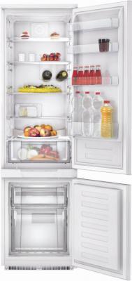 Встраиваемый холодильник Hotpoint-Ariston BCB 33 AA F RU белый