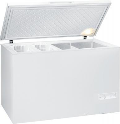 Морозильный ларь Gorenje FH40BW белый морозильный ларь kraft bd w 350qx белый