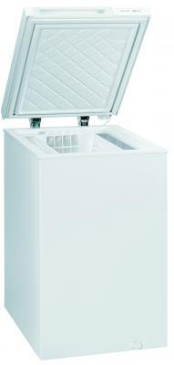 Морозильный ларь Gorenje FH130W белый морозильный ларь whirlpool whm 3111 белый
