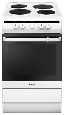 Электрическая плита Hansa FCEW53001 белый hansa fcew 53001