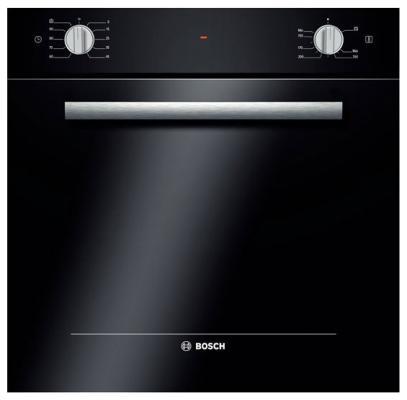 Газовый шкаф Bosch HGN 10E060 черный