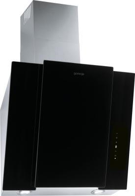 Вытяжка каминная Gorenje DVG6566AX черный