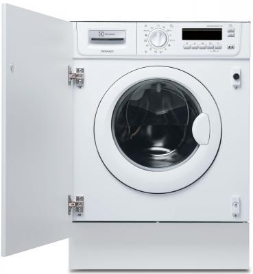 Стиральная машина встраиваемая Electrolux EWG 147540 W белый
