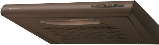 Вытяжка подвесная Hansa OSC 511 BH коричневый