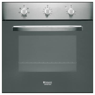 Электрический шкаф Hotpoint-Ariston FHS 51 IX HA серебристый