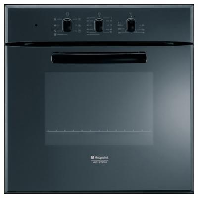 Электрический шкаф Hotpoint-Ariston 7OFD 610 MR RU/HA черный