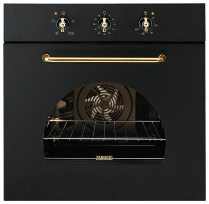 Электрический шкаф Zanussi ZOB 21301CR черный