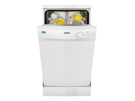 Посудомоечная машина Zanussi ZDS91200WA белый