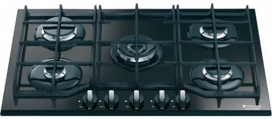 Варочная панель газовая Ariston TQ 751 (GR) K GH/HA черный