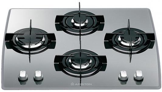 Варочная панель газовая Ariston 7HTD 640S (ICE)IX/HA серый