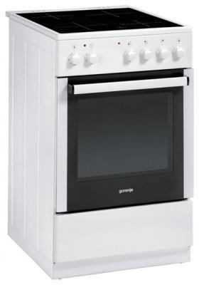 Электрическая плита Gorenje EC52106AW белый