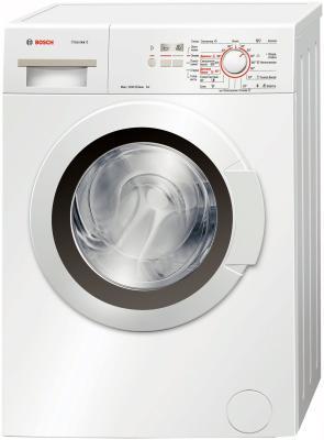 Стиральная машина Bosch WLG20061OE белый стиральная машина siemens wm 10 n 040 oe