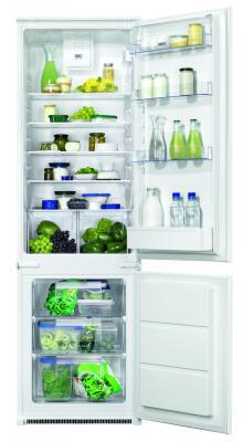 Встраиваемый холодильник Zanussi ZBB928441S белый