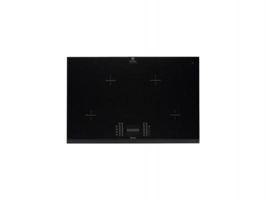 Купить Варочные панели   Стеклокерамическая варочная панель Electrolux EHO98840FG независимая сенсорное управление черный