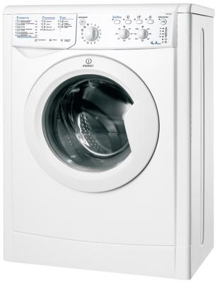 Стиральная машина Indesit IWUC 4105 CIS белый