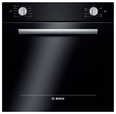 Газовый шкаф Bosch HGN 10G060 черный