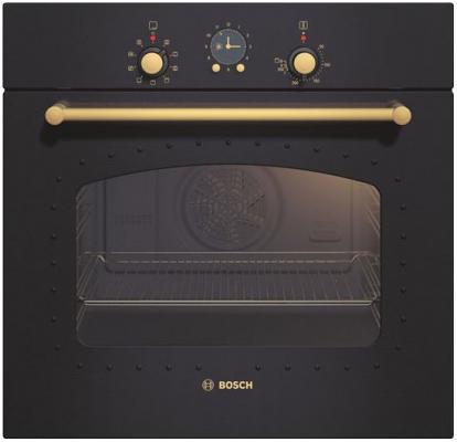 Купить со скидкой Электрический шкаф Bosch HBA23RN61 черный