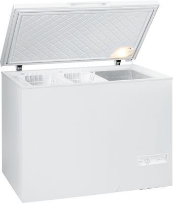 Морозильный ларь Gorenje FH33BW белый морозильный ларь kraft bd w 350qx белый