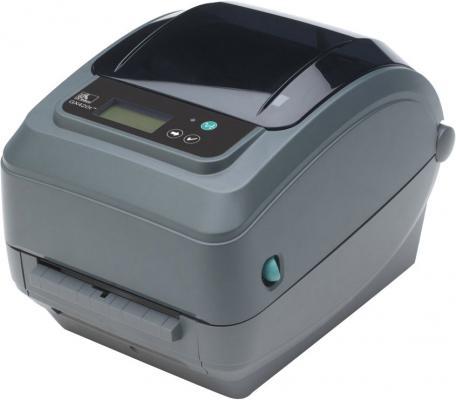 Принтер Zebra GX420t GX42-102520-000 zebra gx430t lcd gx43 102720 000
