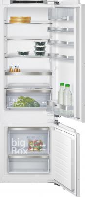 Встраиваемый холодильник Siemens KI87SAF30R белый