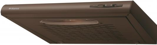 Вытяжка подвесная Hansa OSC611BH коричневый