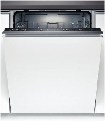 Встраиваемая посудомоечная машина Bosch SMV40D00RU белый/серебристый