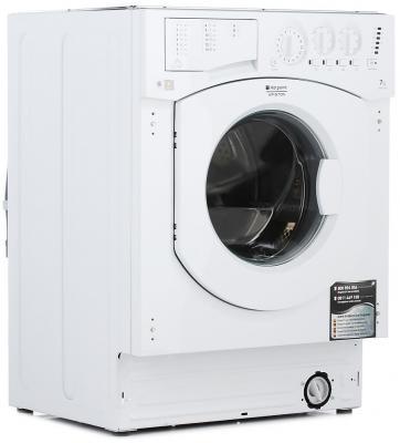 Стиральная машина встраиваемая Ariston AWM 108 (EU).N белый