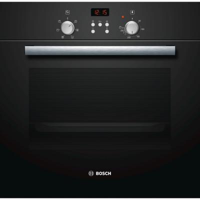 Электрический шкаф Bosch HBN231S4 черный