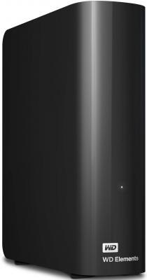"""Внешний жесткий диск 3.5"""" USB3.0 4 Tb Western Digital Elements Desktop WDBWLG0040HBK-EESN"""