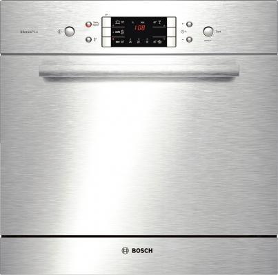 Посудомоечная машина Bosch SCE52M55RU серебристый
