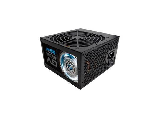 Блок питания ATX 600 Вт Zalman ZM600-GV бп atx 600 вт zalman zm600 glx