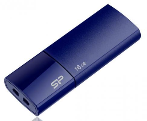 Флешка USB 16Gb Silicon Power Ultima U05 SP016GBUF2U05V1D синий