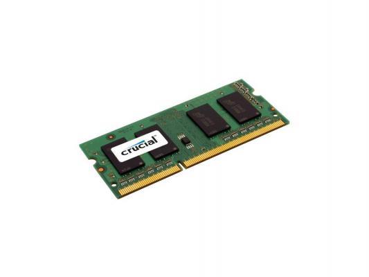 Оперативная память для ноутбуков SO-DDR2 4Gb PC6400 800MHz Crucial CT51264AC800