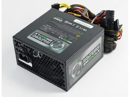 БП ATX 500 Вт Zalman ZM500-GV
