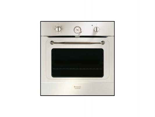 Электрический шкаф Hotpoint-Ariston FHR 640 OW HA S черный
