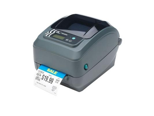 Принтер Zebra GX420d GX42-202520-000 zebra gx430t lcd gx43 102720 000
