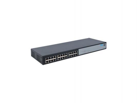 Коммутатор HP 1410-24-R неуправляемый 24 порта 10/100Mbps JD986B