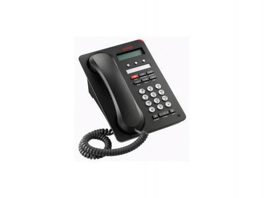 Телефон IP Avaya 1603-I черный 700508259