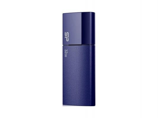 Флешка USB 32Gb Silicon Power Ultima U05 SP032GBUF2U05V1D синий цена и фото