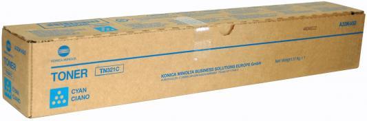 Тонер A33K450 Konica-Minolta bizhub C224/284/364 синий TN-321C картридж konica minolta tn 116 для bizhub 164 165 185 черный