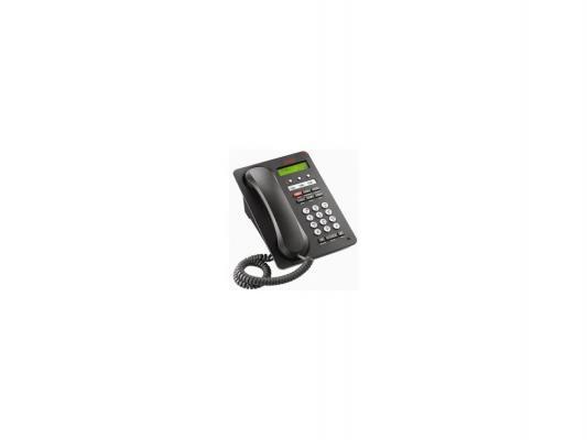 Телефон IP Avaya 1403 черный 700469927