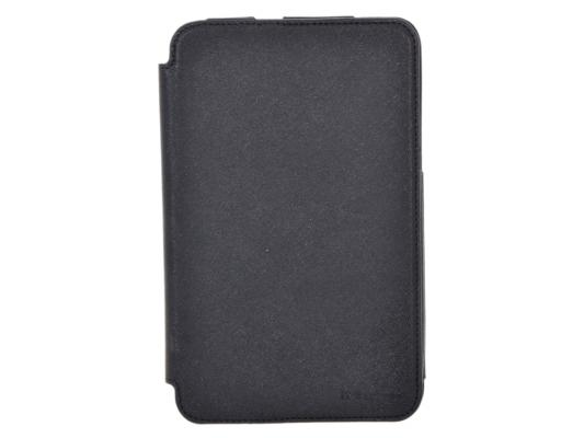 Чехол IT BAGGAGE для планшета Samsung Galaxy tab3 Lite 7.0 SM-T110/111 искусственная кожа черный ITSSGT73L03-1
