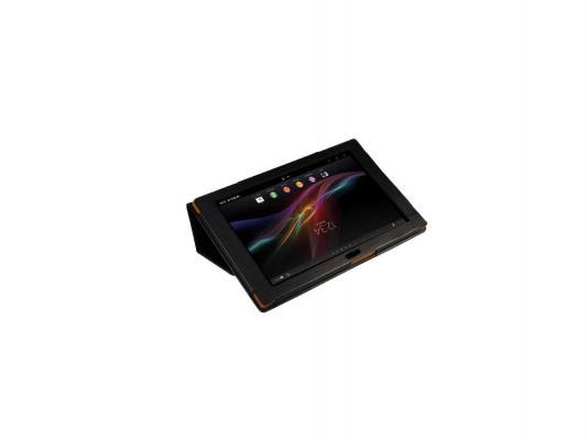Чехол IT BAGGAGE для планшета Sony Xperia TM Tablet Z2 10.1 искусственная кожа черный ITSYXZ201-1 чехол для планшета it baggage для memo pad 8 me581 черный itasme581 1 itasme581 1