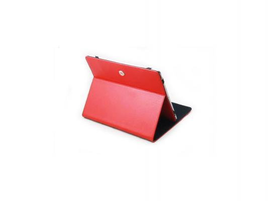 Чехол IT BAGGAGE Универсальный для планшета 9.7 искусственная кожа красный ITUNI97-3 чехол it baggage универсальный для планшета 7 искусственная кожа черный ituni73 1