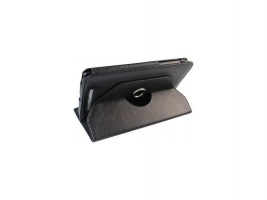 """Чехол IT BAGGAGE для планшета Lenovo Idea Tab 7"""" S5000 искусственная кожа черный ITLNS5000-1"""