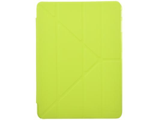 "Чехол IT BAGGAGE для планшета Samsung Galaxy tab4 10.1"" Hard Case искусственная кожа лайм ITSSGT4101-5"