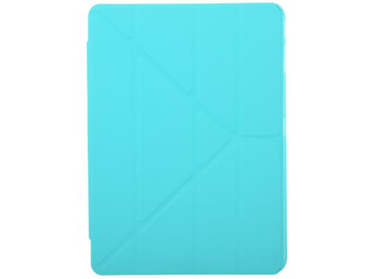 Чехол IT BAGGAGE для планшета Samsung Galaxy tab4 10.1 искусственная кожа бирюзовый ITSSGT4101-6 чехол it baggage для планшета samsung galaxy tab4 10 1 hard case искус кожа бирюзовый с тонированной задней стенкой itssgt4101 6