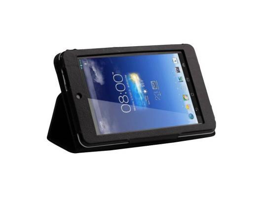Чехол IT BAGGAGE для планшета ASUS Fonepad 7 ME175CG/ME172V искусственная кожа черный ITASME1752-1