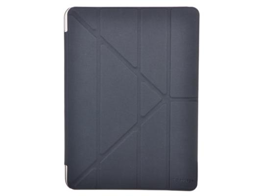 """Чехол IT BAGGAGE для планшета SAMSUNG Galaxy Tab4 10.1"""" Hard case искусственная кожа черный с прозрачной задней стенкой ITSSGT4101-1"""
