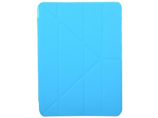 Чехол IT BAGGAGE для планшета Samsung Galaxy Tab4 10.1 искусственная кожа синий ITSSGT4101-4 чехол it baggage для планшета samsung galaxy tab4 10 1 hard case искус кожа бирюзовый с тонированной задней стенкой itssgt4101 6